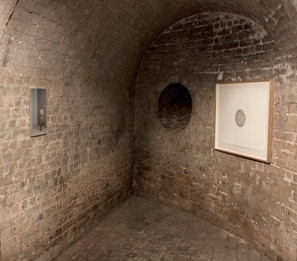 Cryptic Show at Crypt Gallery St. Pancras Church